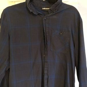 The Hundreds flannel